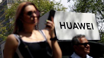 China opposes U.S. move to blacklist telecom giant Huawei