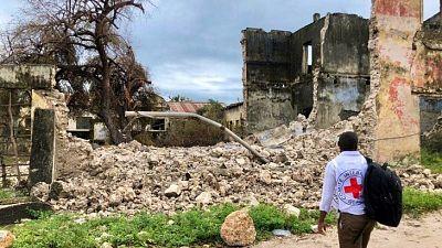 Point sur les opérations après le passage du cyclone Kenneth au Mozambique : mobilisation pour atteindre les communautés coupées de l'aide humanitaire