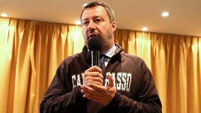 Salvini, con spread vogliono intimorire