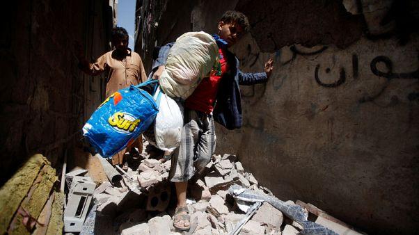 Saudi-led coalition in Yemen strikes Sanaa, casualties reported