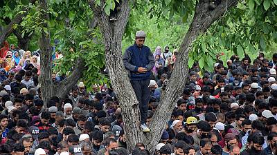 Five killed in gun battle in Indian-controlled Kashmir