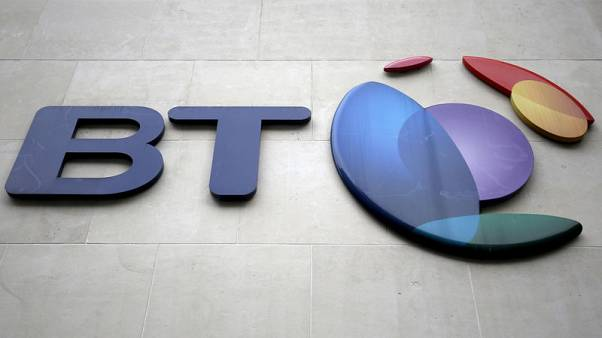 Aiming to re-energise staff, new head of BT hands out shares