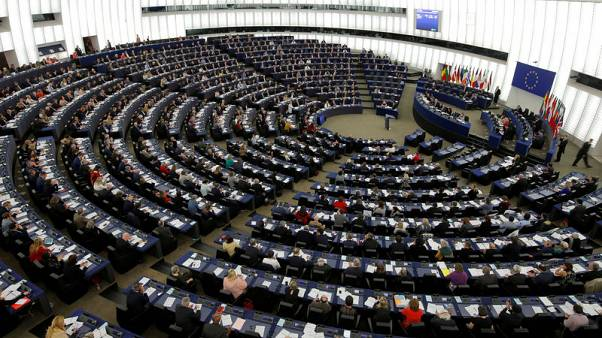 Factbox - Party time: EU election line-ups