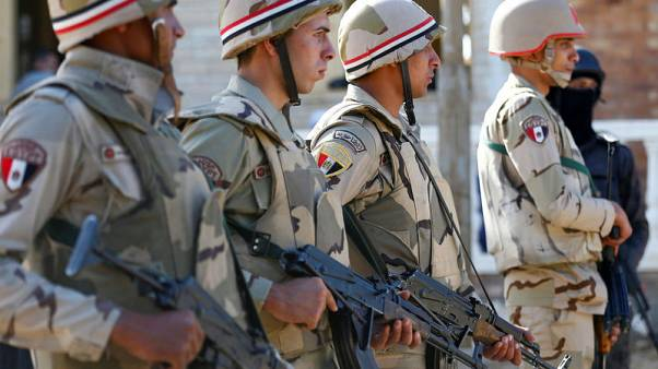 Egyptian forces kill 47 militants, lose five of their own men - military