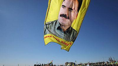 Jailed PKK leader visit ban lifted, Turkey's justice minister says