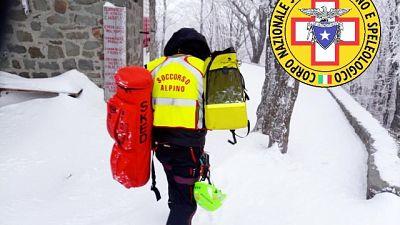 Morto escursionista recuperato su Cusna