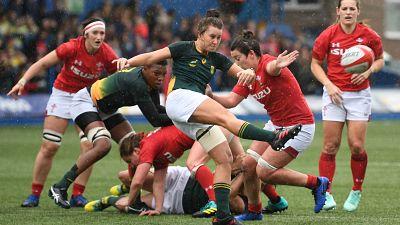 Qualifications à la Coupe du Monde de Rugby Féminin, une première en Afrique !