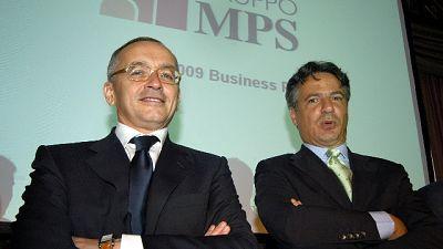 Mps: chiesti 8 anni per Mussari e Vigni