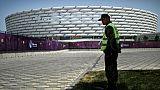 Le stade olympique de Bakou, en 2015