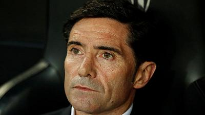 Survivor Marcelino in pole position to lead Valencia back into Champions League
