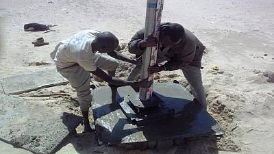 Community-led rainfall monitoring in Sudan's Darfur
