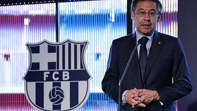 Valverde is the coach we want, says Barca president