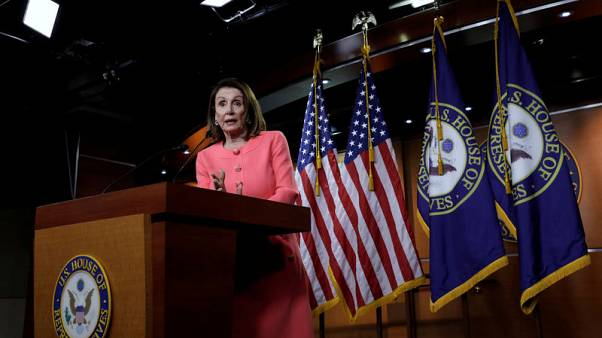 U.S. House speaker - Congress has not approved war against Iran