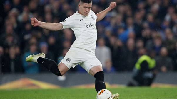 Real Madrid sign Jovic for 60 million euros - report