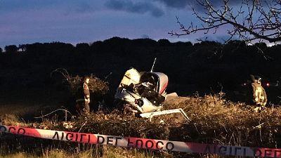 Ultraleggero cade nel Trevigiano,2 morti