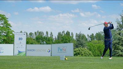 Golf: Open Italia disabili, avvio super
