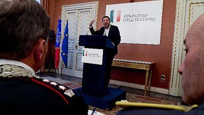 Salvini a Grillo, calci li dai ad altri