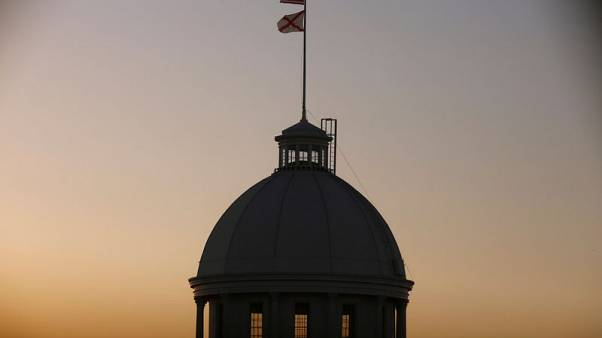 Alabama abortion law draws some criticism, mostly silence from national Republicans