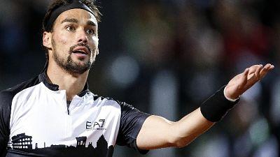 Open Italia: Fognini, direttore lasci