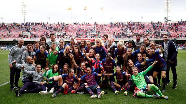 European final a step in 'spectacular progress' for Barca women's team