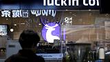 Starbucks' China challenger Luckin set to raises $561 million in U.S. IPO - sources