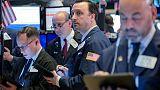 Shares rocky, yuan weakens as global trade talk shakes markets