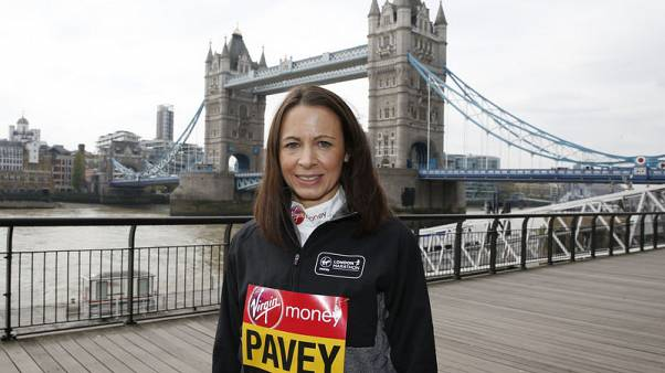 British runner Pavey says Nike froze sponsorship when pregnant