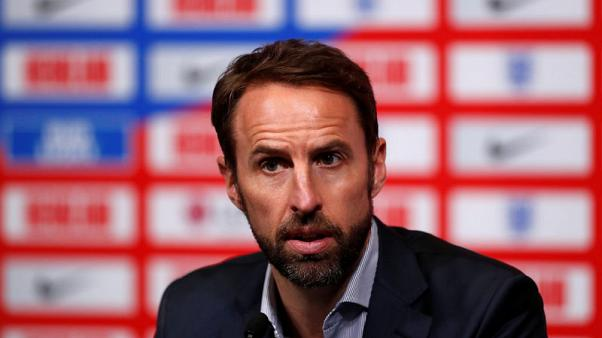 England will not walk off pitch for racist abuse, says Southgate