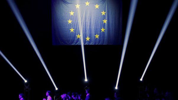 Factbox - Europe votes: Timeline to handover