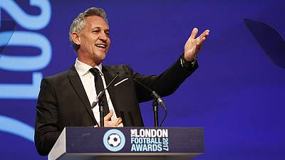 Lineker backs Liverpool to win Champions League