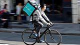 UK's Deliveroo says Amazon heads latest funding round of $575 million