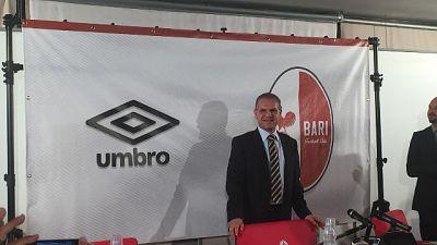 Arresto ex patron Bari Calcio Giancaspro