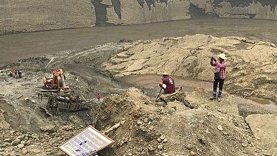 'Lives are cheap': Grief, anger as landslide rocks Myanmar's jade hills