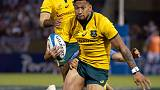 Australia's high flying Folau grounded by faith