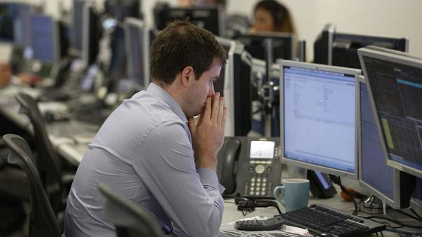 FTSE 100 drops as Just Eat rues Amazon backing rival, trade worries linger
