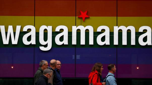 Wagamama deal, pub openings boost Restaurant Group sales