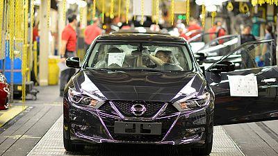 Nissan, Ford, VW led 0.5% April European car sales slide