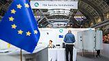 J-6 avant le coup d'envoi des Européennes, poussée attendue des populistes