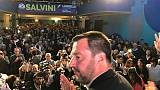 Striscione anti-Salvini,aperta inchiesta