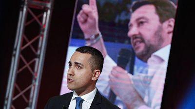 Di Maio: Salvini? Io uso voli di linea