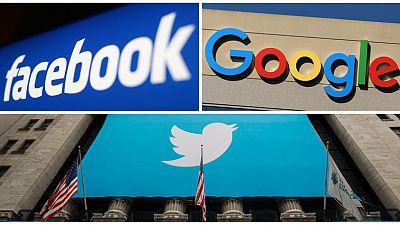 Google, Facebook, Twitter still falling short in combating fake news - EU