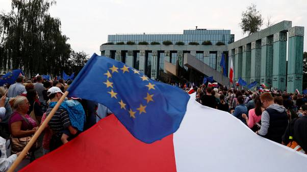Poland's pro-EU opposition takes big lead after Church abuse scandal - poll