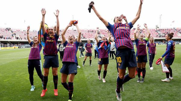 Barca look to end Lyon's domination of Women's Champions League