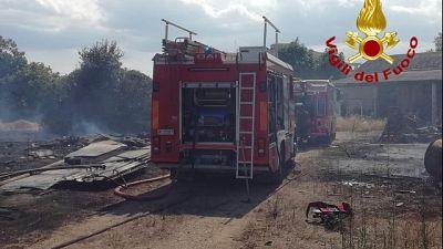 Capo vigili fuoco, rinforzi per Sardegna