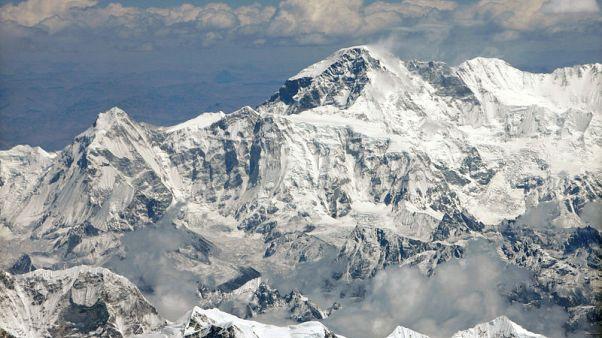 Two Indian climbers dead, Irishman missing in Nepal's Himalayas