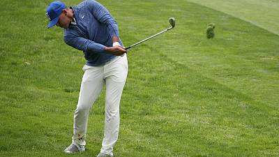 Koepka continues to set the pace at PGA Championship