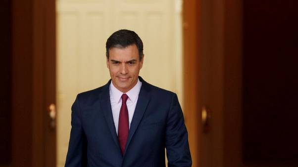 Spanish government expects PM investiture vote early July