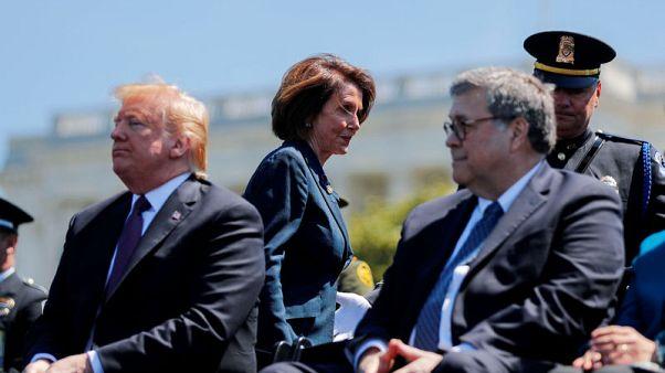 Trump says 'good chance' Democrats will back immigration, border plan