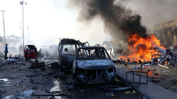 حصري-الأمم المتحدة: متشددون صوماليون يستخدمون متفجرات محلية الصنع لتصعيد هجمات