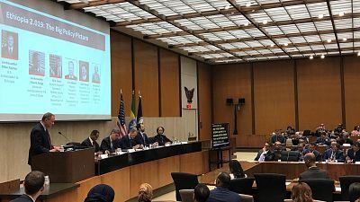 """U.S. State Department hosts """"Ethiopia Partnership Forum"""""""